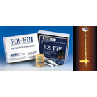 EZ-Fill stainless steel 25 mm refill, package of 4