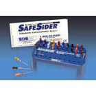 SafeSiders Reamer Introductory 21 mm Kit: 2 each of the stainless steel 08, 10, 15, 20, 25, 30