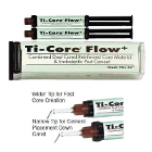 Ti-Core Flow+ Automix Combined Resin Composite Core Build-Up Material &