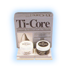 Ti-Core Natural Tooth Color Self-Cure, Lanthanide Reinforced, Fast Set Resin-Composite Core