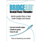 BridgeAid Dental Floss Threader, 1000 per box