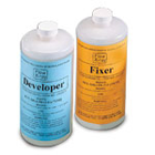 Flow X-Ray Twin-Pack - Developer and Fixer Concentrate for Manual