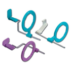 RAPiD Anterior Kit #0/1 with Anterior Bite Blocks. Includes: 1 Aiming Ring, 1