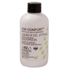 Coe-Comfort Tissue Conditioner 6 oz. Liquid. Self-Curing, Soft