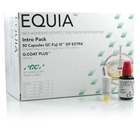 Equia A2 Intro Kit. Self-Adhesive Aesthetic Posterior Restorative, Kit Includes: 50 shade A2