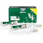 Fuji IX GP Extra GC A2 Capsules 48/Pk. Packable Resin Reinforced Glass Ionomer. GC Fuji IX GP