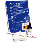 G-Bond Bottle Kit - One Component, One Coat Bonding System for Light-Cured Composites, Kit: 1 - 5