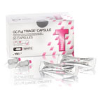 GC Fuji TRIAGE White Capsules Refill - Self Adhesive Radiopaque Glass Ionomer