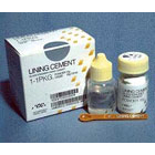 GC Lining Cement, Glass Ionomer, 1:1 Package. 15 Gm. Powder, 15 Gm