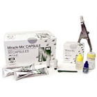 Miracle Mix 50-Capsule Package, Self-Cure Metal Reinforced Crown and Core Build-Up Material, 50