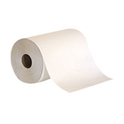 "Acclaim Hardwound Roll Towels, White, Economical. 7.87"" x 350 ft. 1 Case of 12"
