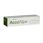 AccuWipe Recycled 1-Ply Delicate Task Wipers, White. Soft, non-abrasive, low