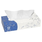 "Angel Soft ps Ultra Premium Facial Tissue, Flat Box, White. 7.4"" x 8,8"", 125"