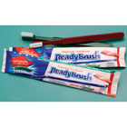 Ready Brush Adult Toothbrush. Perfect for Preappointment Brushing. Classic