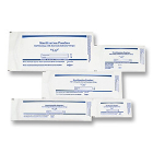"GPS 9"" X 15"" Sterilization Pouch, self-sealing with built-in dual internal &"