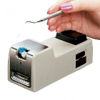 Apt III Burner Portable dental butane burner, allows 1-handed operation. Uses