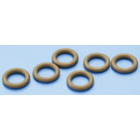 Hager Worldwide Saliva Valve O-Rings, Pack of 6 O-Rings