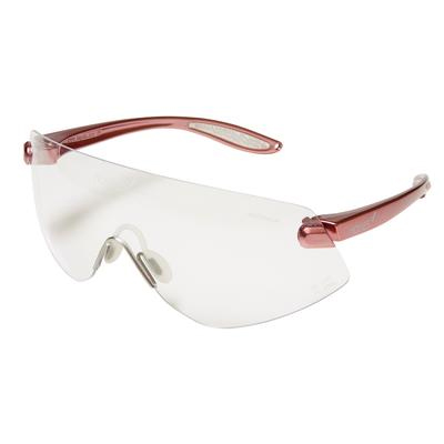 Outbacks Protective eyewear, PINK frames and clear lens ophthalmic ...