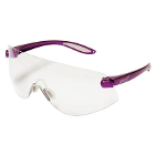 Outbacks Protective eyewear, HOT PINK frames and clear lens ophthalmic quality