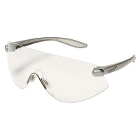 Outbacks Protective eyewear, SILVER frames and clear lens ophthalmic quality