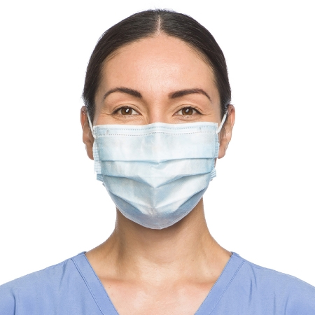 surgical procedural mask