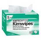 "KimWipes 4.5"" x 8.45"" White Delicate Task Wipers, can be used for Lens"