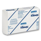 Kleenex Slimfold Towels 2160/Cs. White 1-ply 7.5