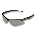 Nemesis Safety Eyewear Safety Eyewear - Smoke AF lens, Black frame. Patented