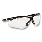 Nemesis Safety Eyewear Safety Eyewear - Clear lens, Black frame. Patented