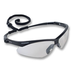 Nemesis Safety Eyewear Safety Eyewear - Indoor/Outdoor lens, Black frame