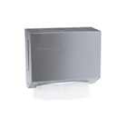 "Scott Towel Dispenser- Scottfold Compact - stainless steel, 10.63""W x 9""H x"