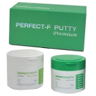 Perfect-F Putty Premium Regular Set: 280ml Base and 280ml Catalyst. Primary
