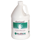 AloeGuard Antimicrobial Soap with Aloe Vera and Chloroxylenol, 1 Gallon Refill