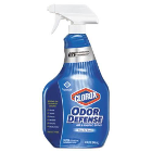 Clorox Odor Defense Air & Fabric Spray, 32 fl oz bottle, 9/cs. Bleach-free