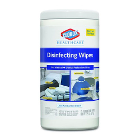 "Clorox Disinfectant Wipes, 7"" x 8"", 75/Can- 6/cs. Multipurpose, EPA-registered"