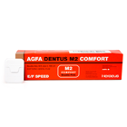 Agfa Dentus M2 Comfort - M2-57, E/F speed, Periapical Size #2 X-Ray Film