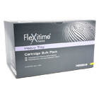 Flexitime Xtreme Heavy Tray, bulk cartride refill: 12 - 50 mL Cartridges and 36