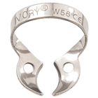 Ivory Clamps #W56 Wingless Universal Molar Metal Rubber Dam Clamp, Single clamp