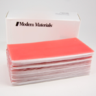 Modern Materials Base Plate Wax - #3 Pink, 1 Lb. Box