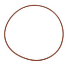 "Harvey Type Harvey MDT Chemiclave Door Gasket, 6 1/2"" Inner Diameter"