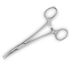 "House Brand Economy 5.5"" Curved Kelly Hemostat"