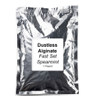 House Brand Dustless Alginate Fast Set, Spearmint Flavored, 1 pound bag