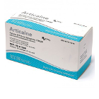House Brand Articaine HCl 4% with Epinephrine 1:200,000 Injection Cartridges