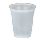 House Brand Clear 5 oz. Plastic Cups, Package of 100