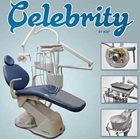 House Brand Celebrity Dental Complete Package - Celebrity Patient Chair, 2 HP