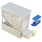 House Brand BLUE Deluxe Cotton Roll Dispenser, Drawer type. Easy to use
