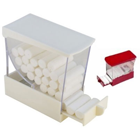 House Brand RED Deluxe Cotton Roll Dispenser, Drawer type. Easy to use