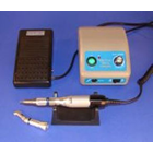 House Brand Electric E-Type Lab Handpiece Set with Variable Speed Foot Pedal, Durable high torque
