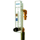 "House Brand Flow Meter Accessories, Vacuum ""Scavenger"" Flow Meter, For Removal"
