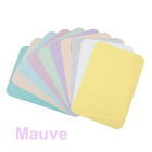 "House Brand 8-1/2"" x 12-1/4"" MAUVE Ritter ""B"" Paper Tray Cover, Box of 1000"